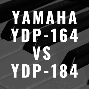 Yamaha YDP-164 vs Yamaha YDP-184: Best Arius Piano for the Money?