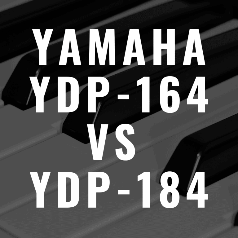 Yamaha YDP-164 vs Yamaha YDP-184: Best Arius Piano for the Money?